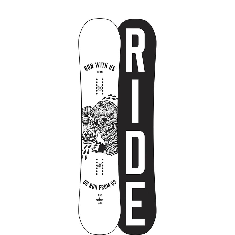 Burnout Snowboard