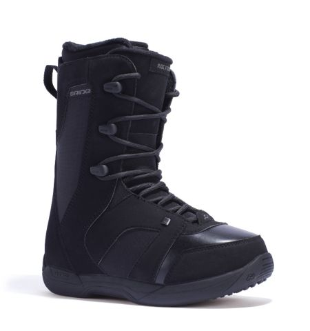 RIDE Snowboard's Women's All Mountain Traditional Lace Donna Snowboard Boots Donna All Mountain Snowboard Boots BLACK
