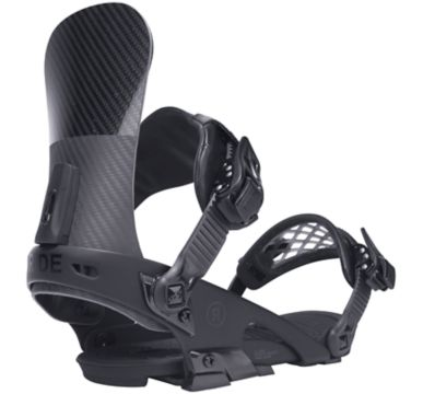 Ride Snowboard's Men's All Mountain El Hefe Snowboard Bindings El Hefe All Mountain Snowboard Bindings