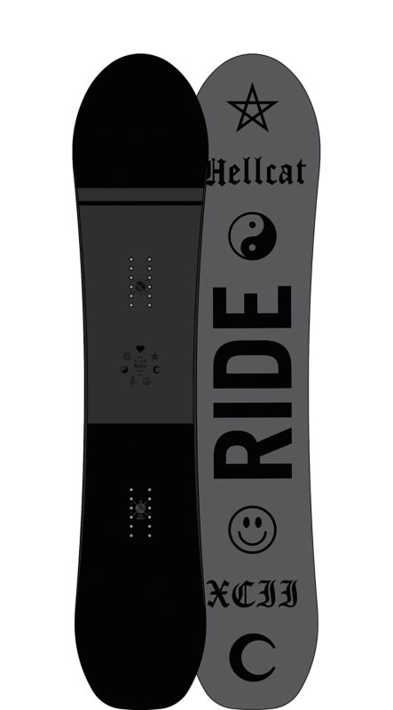 Hellcat Snowboard