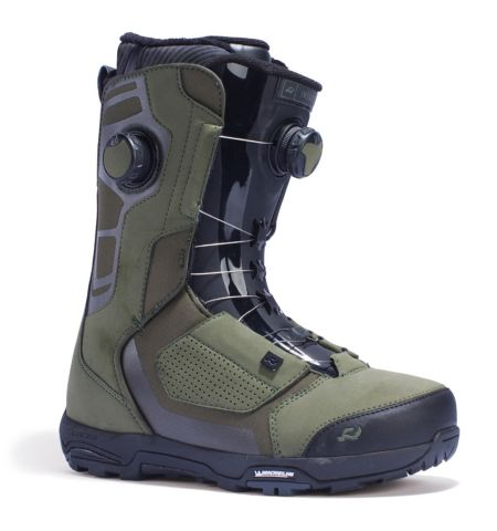 RIDE Snowboard Insano All Mountain Snowboard Boots Insano  All Mountain Snowboard Boots OLIVE