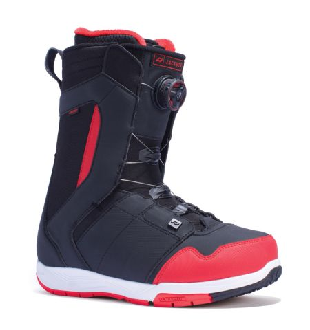 The Jackson Boa® Coiler Shell All Mountain Snowboard Boots Jackson All Mountain Snowboard Boots RED