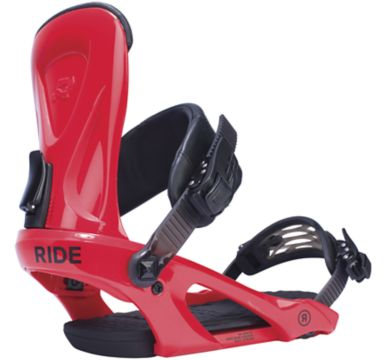 RIDE Snowboard Men's Park KX Snowboard Bindings KX Park Snowboard Bindings