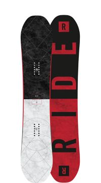 Ride Snowboard Men's All Mountain Freestyle Machete GT Snowboard Machete GT All Mountain Freestyle Snowboard