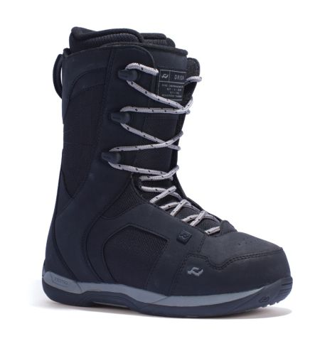 Men's All Mountain Traditional Lace Orion Snowboard Boots Orion All Mountain Snowboard Boots BLACK