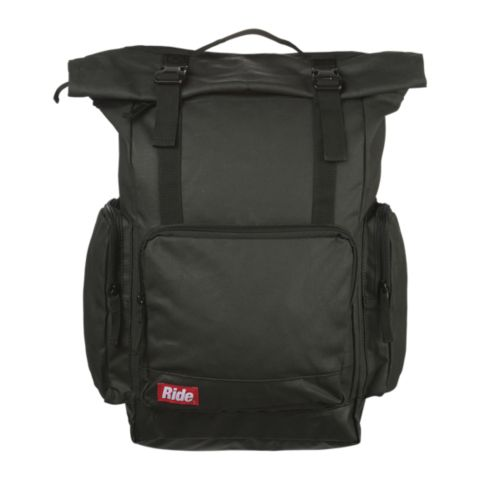 Roll Top Pack BLACK