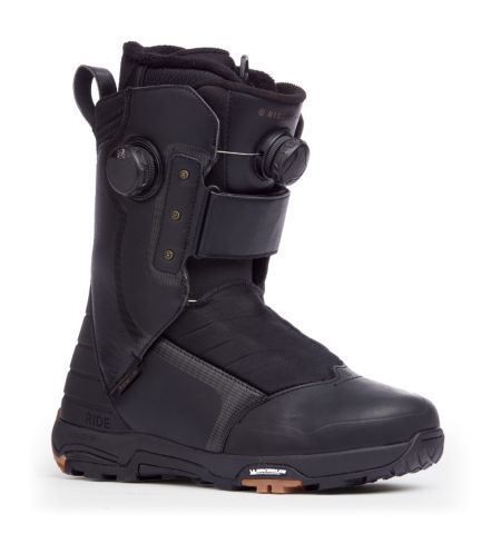 The '92 Snowboard Boots BLACK