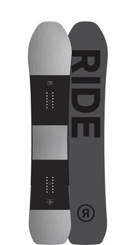Timeless All Mountain Snowboard 153