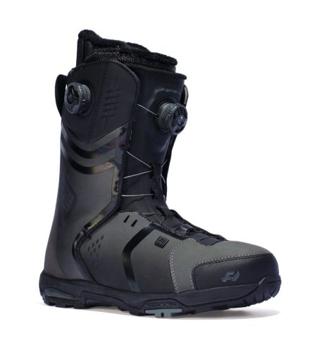 Ride Snowboard's Trident All Mountain Freestyle Snowboard Boots Trident All Mountain Freestyle Snowboard Boots BLACK