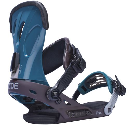 RIDE Snowboard's Women's All Mountain VXN Snowboard Bindings VXN All Mountain Snowboard Bindings MULTI