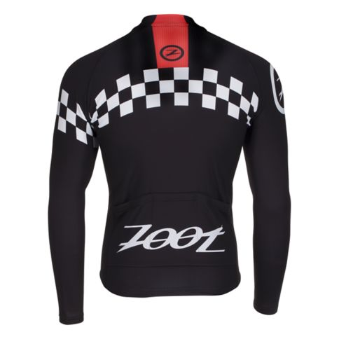 Men's Cycle Cali Thermo LS Jersey