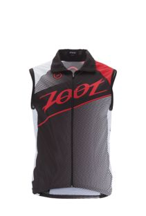 Men's Cycle Team Wind Vest