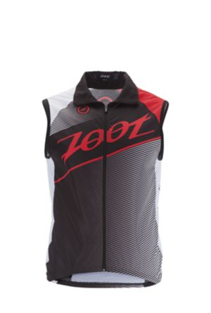 Men's Cycle Team Wind Vest