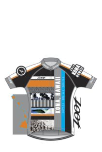 Men's Kona Cycle Jersey