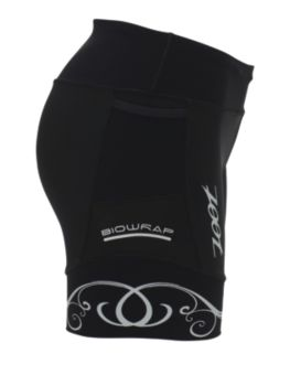 "Women's Ultra Run Biowrap 6"" Short"