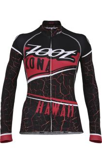 Women's Cycle Ali'i Thermo Jersey