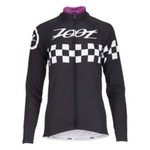 Women's Cycle Cali Thermo LS Jersey