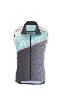 Women's Cycle Team Wind Vest