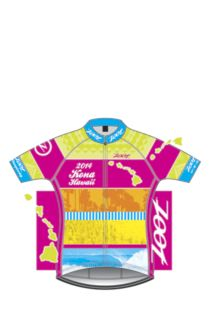 Women's Kona Cycle Jersey