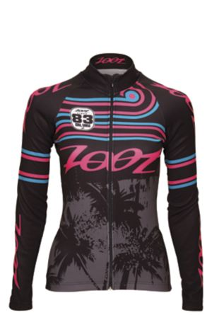 Women's Ultra Cycle Team Thermo LS Jersey