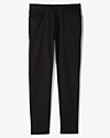 Cotton Slim-Straight Pant