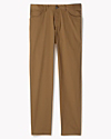 Cotton Slim-Straight Fit Pant