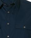 Klippe Stretch Cotton Button-Down Shirt