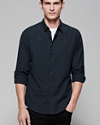 Merten Shirt in Torbay Overdyed Cotton