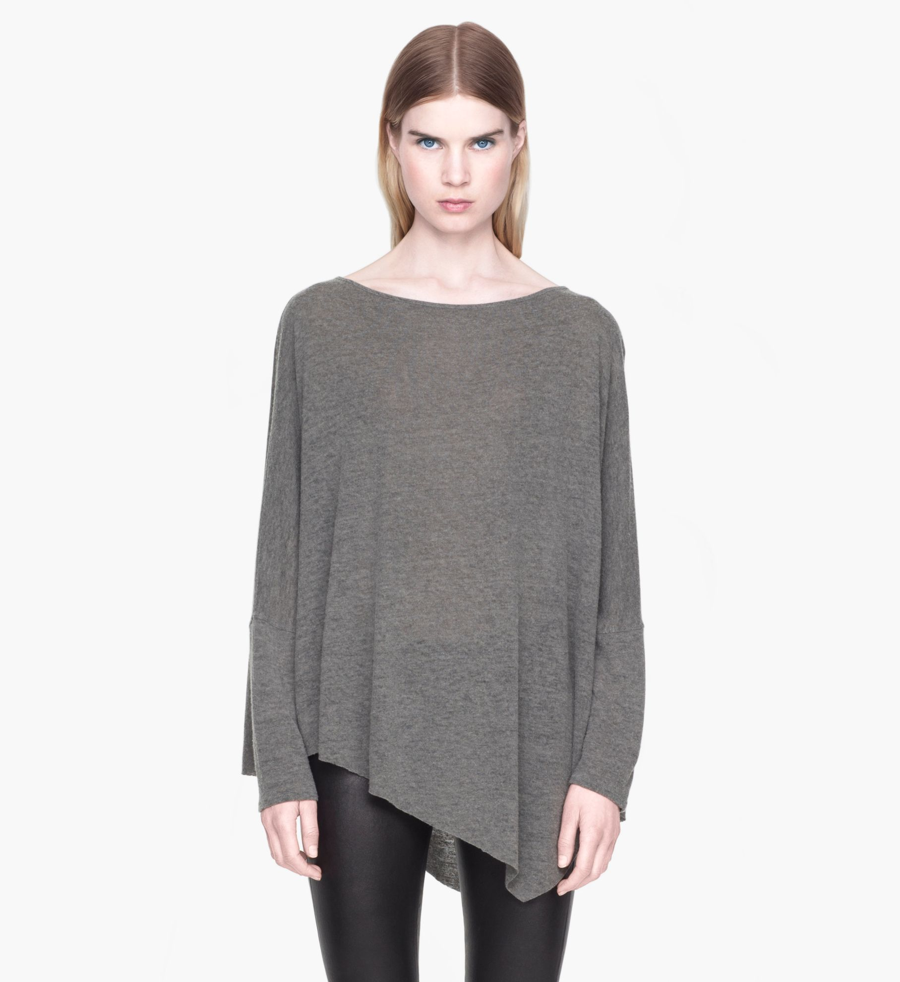 ANGORA COZY SWEATER
