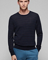 Kobus CS Sweater in New Sovereign Wool