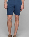 Zaine S Short in Clifton Cotton Blend