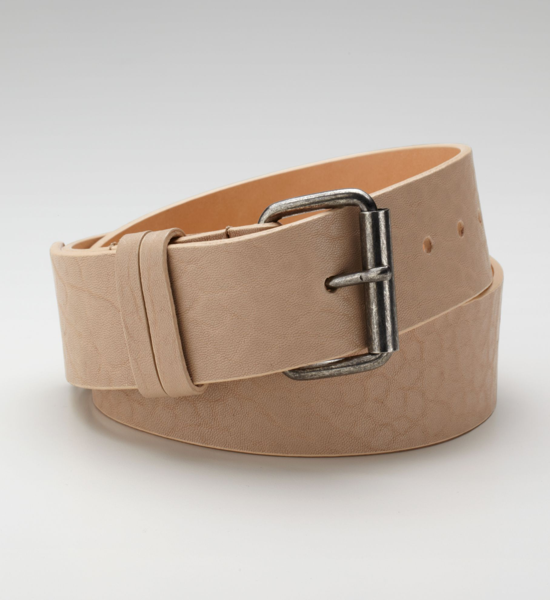 ARTIFACT DENIM BELT