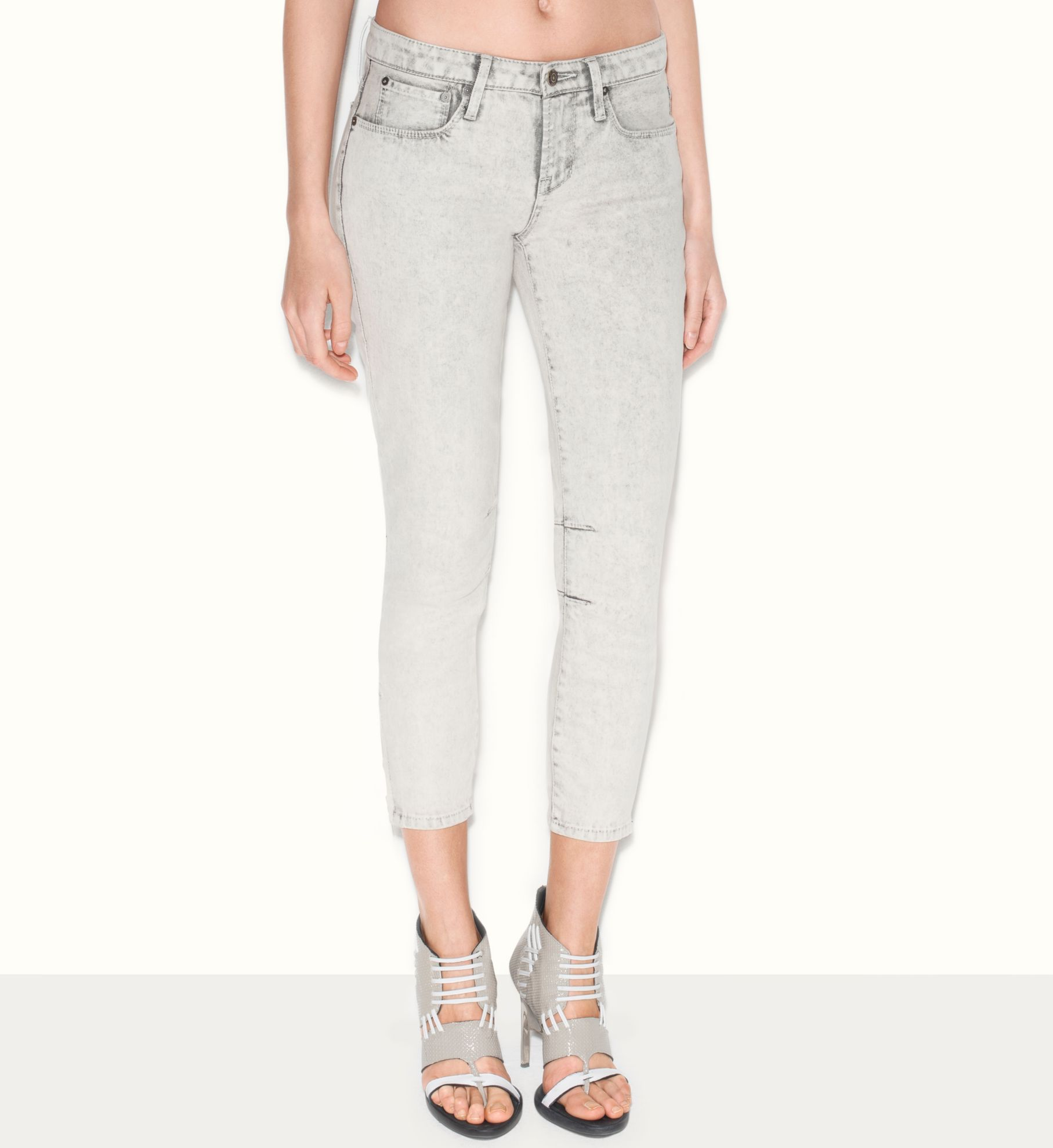 POWDER WASH PANT