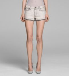 POWDER WASH SHORT