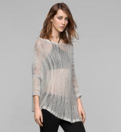 MARLED VISCOSE SWEATER