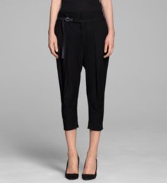 ARK SUITING CROPPED PANT