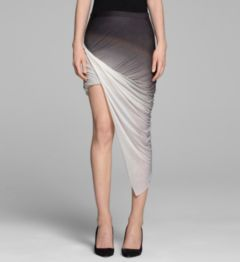 SHADOW OMBRE JERSEY SKIRT