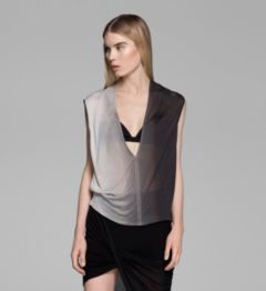 SHADOW OMBRE JERSEY TOP