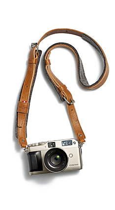Hard Graft Hang Camera Strap