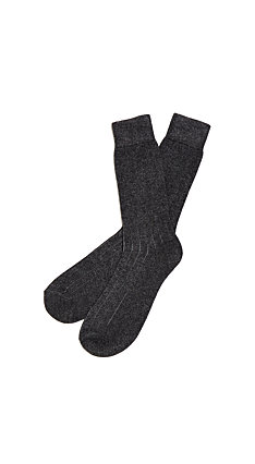 Etiquette x Theory - Womens Cashmere Socks