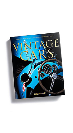 Vintage Cars BY Ken Gross, Photography By Laziz Hamani