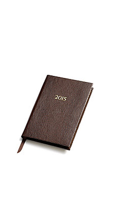 Sloane Stationary Pocket 2015 Diary