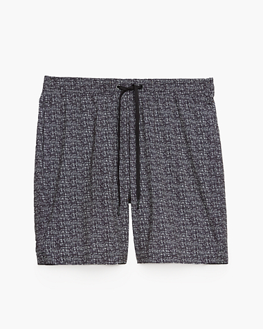 Onia x Theory Lead Print Swim Short
