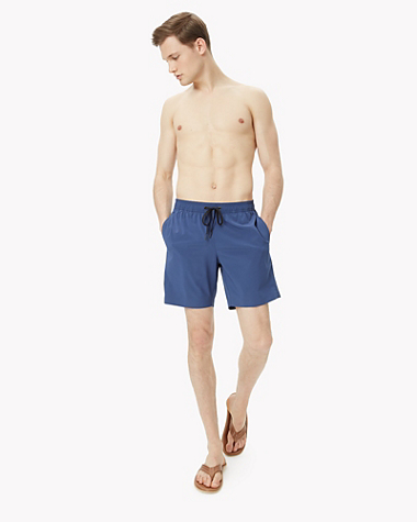 Onia x Theory Solid Swim Short