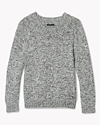 Marled Crewneck Sweater