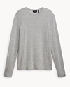 Light Cashmere Crewneck Sweater
