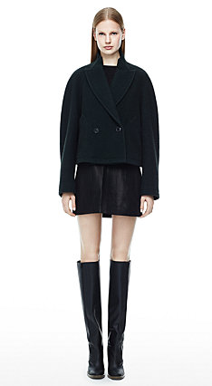 Jaglan Jacket, Ducka Q Dress, Eames Boot