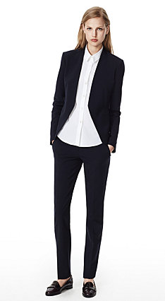 Uniform Lanai Jacket & Louise Pant in Urban Stretch Wool