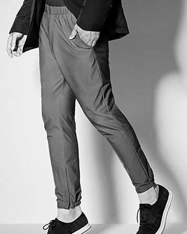 The Tailored Jogger