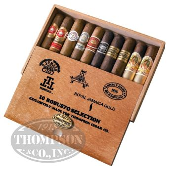 ULTIMATE DOMINICAN ROBUSTO SAMPLER